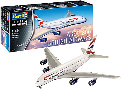 Avion Revell  1/144  Airbus A380 800  Neuf   3922  • 21.70£
