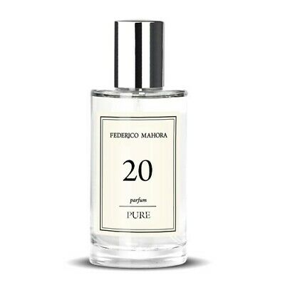 FM By Federico Mahora Perfume - Number 20 -Pure Collection For Women's - 50 Ml • 6.50£