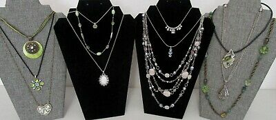 $ CDN18.92 • Buy Lia Sophia Necklace Lot 12pc Vintage - Now All Different Wearable Estate