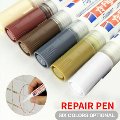 Anti Mould Grout Pen For Revives Restores Tile In White Grey Black Beige Brown • 3.39£