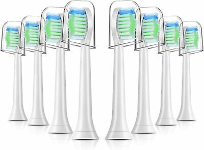 AU18.95 • Buy Phillips Sonicare Electric Toothbrush Replacement Heads 8 Pack