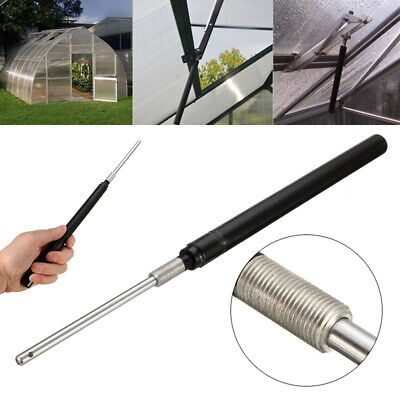 1 Automatic Window Opener Greenhouse Window Vent Opener Sturdy Auto Vent • 13.99£