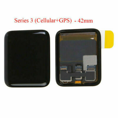$ CDN148.26 • Buy OEM LCD Display Touch Screen For Apple Watch IWatch Series 3 42mm Cellular+GPS