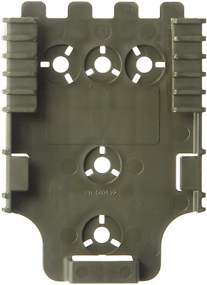 $ CDN34.24 • Buy Safariland Qls22 Quick Duty Receiver Plate Locking System (Od Green)