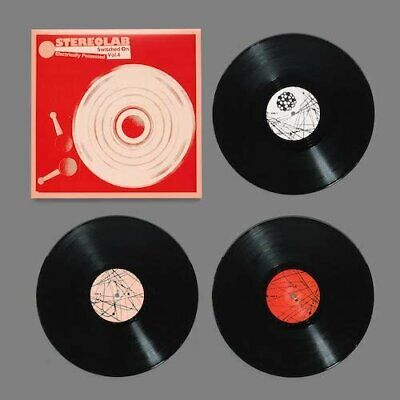 £26 • Buy Stereolab Electrically Possessed Switched On Vol. 4 Sealed Vinyl 3lp In Stock