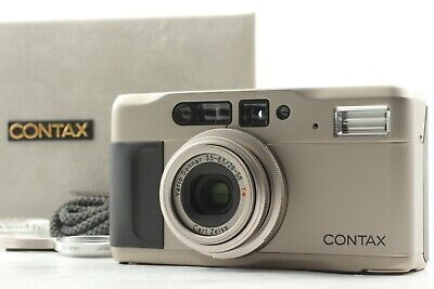 $ CDN721.61 • Buy [TOP MINT IN BOX] CONTAX TVS II 35mm Point & Shoot Film Camera From JAPAN