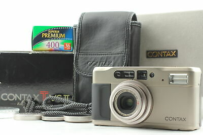 $ CDN722.25 • Buy [EXCELLENT+5 In BOX] Contax TVS II 35mm Point & Shoot Film Camera From JAPAN