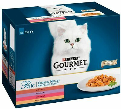 Gourmet Perle Country Medley In Jelly 12 Pack • 10.49£