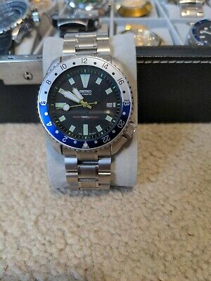 $ CDN82 • Buy Seiko Diver Automatic Watch. Stainless Steel, Water Resistant, Authentic