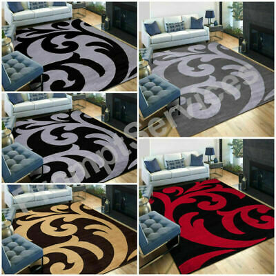 Extra Large Rugs Living Room Floor Rug Bedroom Modern Carpet Hallway Runner Rug • 38.49£