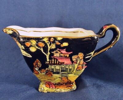 $ CDN41.77 • Buy Vintage 1930's Royal Winton Grimwades Pekin Black Ascot Creamer VGC,Chintz