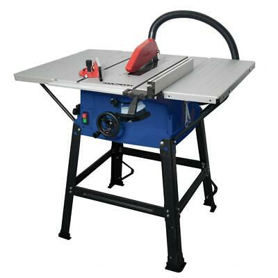 £144.99 • Buy Tooltronix 1800W Table Saw 10  250mm Blade Extendable Bench 5000rp Precision Cut