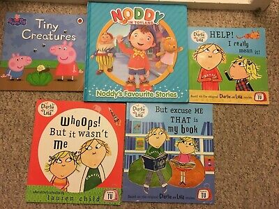 £5 • Buy Charlie And Lola Books , And Others