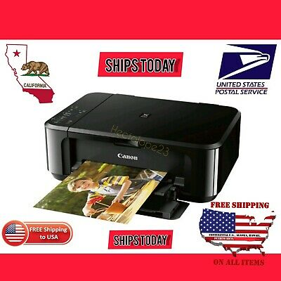 View Details Canon PIXMA MG3620 Home Office Wireless All-In-One Inkjet Printer, INK INCLUDED • 83.99$