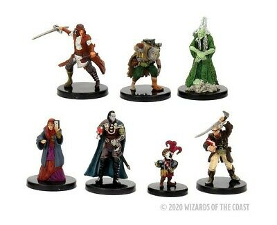 AU41.06 • Buy Dungeons & Dragons Curse Of Strahd Legends Of Barovia 7 Miniatures Starter 96026