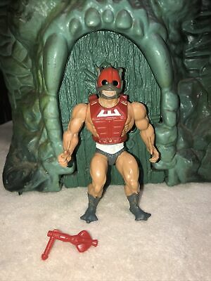 $19 • Buy Mattel Masters Of The Universe Vintage Zodac, Soft Head  Taiwan Loose Complete