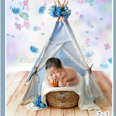 £9.69 • Buy Newborn Posing Baby Photography Props Foldable Tent Studio Props For Photo Shoot