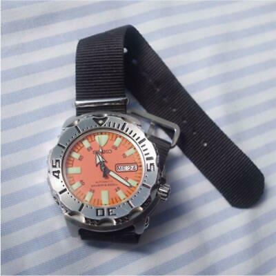 $ CDN416.40 • Buy Seiko Monster SKX781 7S26-0350 Mens Automatic 200M Divers Watch 21 Jewels