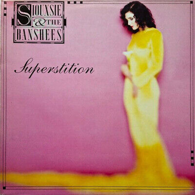 Siouxsie And The Banshees - Superstition  • 4£