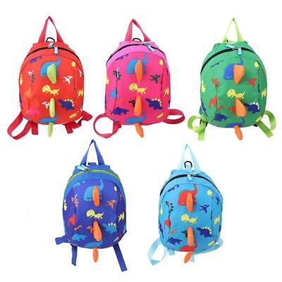 Baby Toddler Kids Dinosaur Safety Harness Strap Bag Backpack With Reins CB • 6.06£