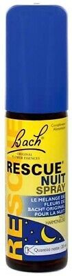 Bach Rescue Night Remedy Spray 20ml Best Price On EBay! FREE P&P! New! RRP 10.02 • 9.25£
