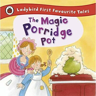 Ladybird First Favourite Tales: The Magic Porridge Pot - HardBack NEW Alan MacDo • 6.78£