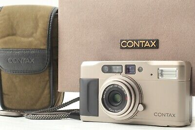 $ CDN468.30 • Buy [MINT+++ IN CASE] CONTAX TVS 35mm Point & Shoot Film Camera From JAPAN