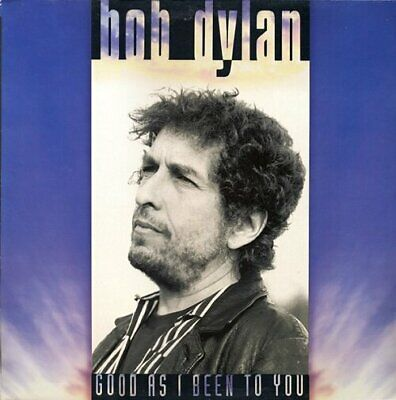 £12 • Buy Bob Dylan Good As I Been To You New Sealed Black Vinyl Lp Reissue In Stock