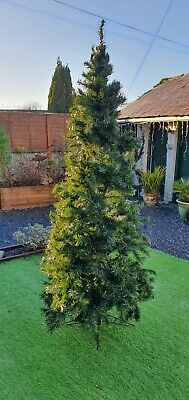 7ft X 3ft Artificial Foldable Deluxe Christmas Tree • 30£