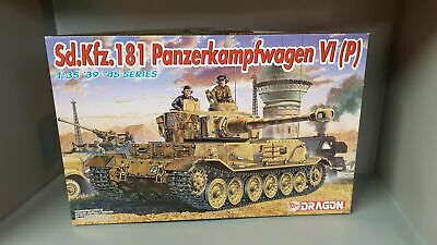 Dragon 1/35   German  Panzer Iv P  6210  Neuf • 24.18£