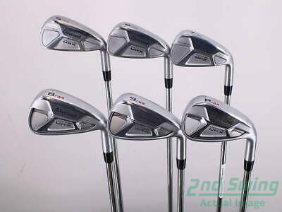 AU625.23 • Buy Cleveland Launcher UHX Iron Set 5-PW Steel Stiff Right 38.0in