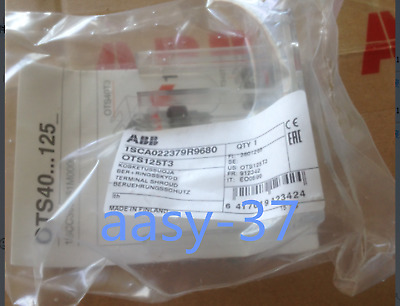 5PCS NEW ABB Isolation Switch Terminal Protection Cover For OT Series OTS125T3 • 33.75£