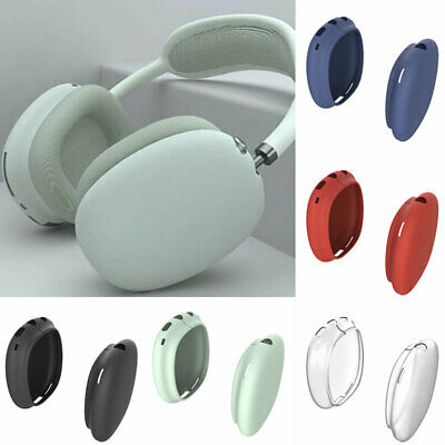 $ CDN5.79 • Buy Shockproof Earphone Cover Headphone Case Protection For Apple AirPods Max Skin