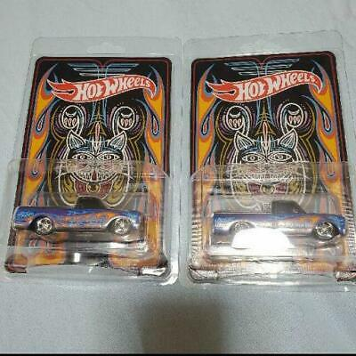 $ CDN568.37 • Buy HOT WHEELS 2021 M&K CUSTOM SIGNS 1969 Chevy C-10 Convention Limited Set Of 2
