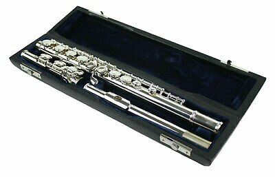 £72.31 • Buy Band FLUTE - SILVER Plated - Free Case - Best Value! PLAYS VERY WELL GUARANTEED