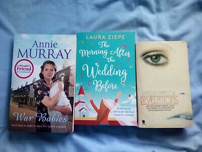 Books, Fiction, X3, Annie Murray, Laura Ziepe, Phyllis Naylor.  • 1£