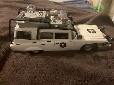 Extreme Ghostbusters Ecto-1 Electronic Toy Car Rare Vintage 1996 • 45£