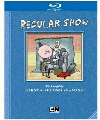 Regular Show: Season 1 & Season 2 (2pc) New Bluray • 34.93£