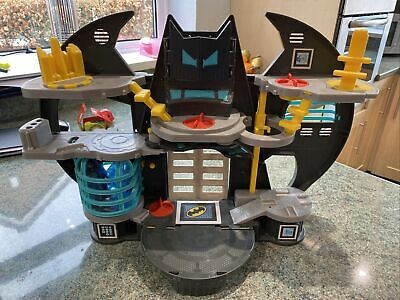 Imaginext Batman Cave With Batman. Collection From Macclesfield • 9.99£