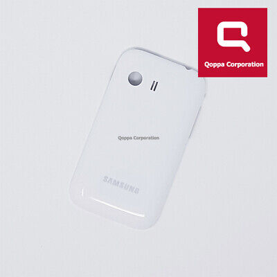 £4.95 • Buy Samsung Galaxy Y (S5360) - Genuine Back Battery Cover - White - Grade A