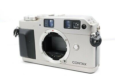$ CDN277.76 • Buy 【Read!  Excellent+++】CONTAX G1 Rangefinder 35mm Film Camera Body Only From Japan