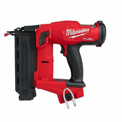Milwaukee M18FN18GS-0X 18v 2nd Fix Nailer Fuel 18 Gauge Finish Nailer Body Only • 419£
