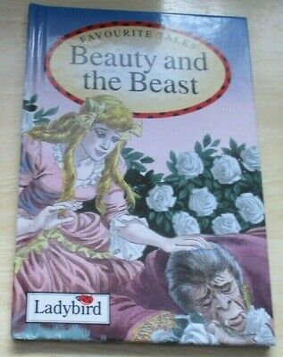 Beauty And The Beast  Ladybird Book • 0.25£