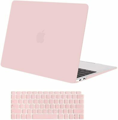 $17.09 • Buy Laptop Hard Shell Case For MacBook 2020 Air Pro 13 M1 A2337 A2338 A2289 Cover