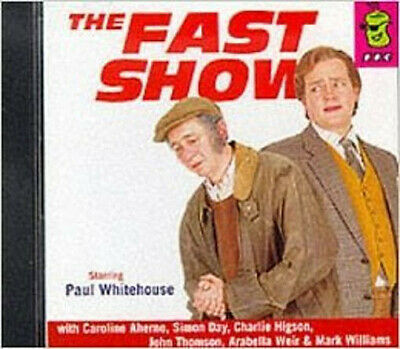 £5.32 • Buy The Fast Show CD BBC Comedy