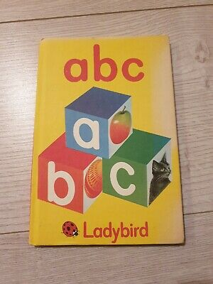 ABC (Learning To Read), LadyBird Book • 0.99£
