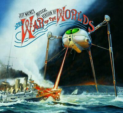 £3.24 • Buy Various - The War Of The Worlds CD (2005)