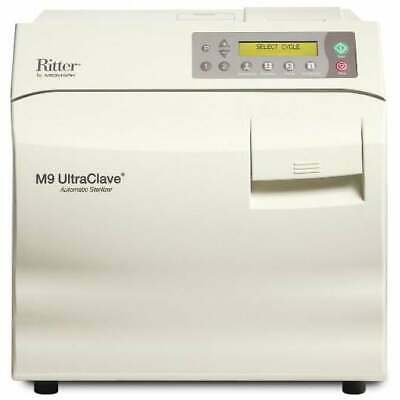 $3295 • Buy Ritter M9 UltraClave Automatic Sterilizer - Seller Refurbished