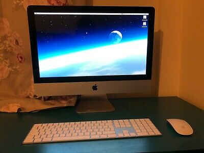 Apple IMac 21.5 Mid 2011 2.7 GHz Intel Core I5 250GB SSD 1TB HD 32GB RAM • 170£
