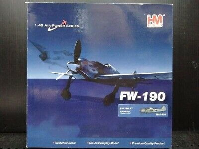 $ CDN156.86 • Buy Current Products Hm Hobby Master Ha7407 Fw-190 A7 48